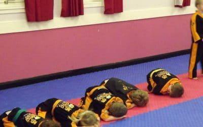 Tigers instructors course