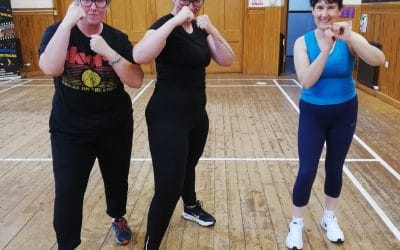 New Ladies only self defence class