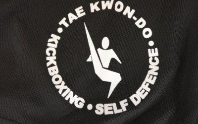 Grading on Sunday for Taekwon-Do & Kickboxing