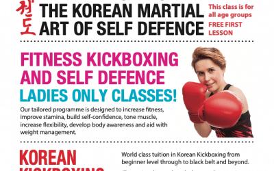 Ladies Self Defence